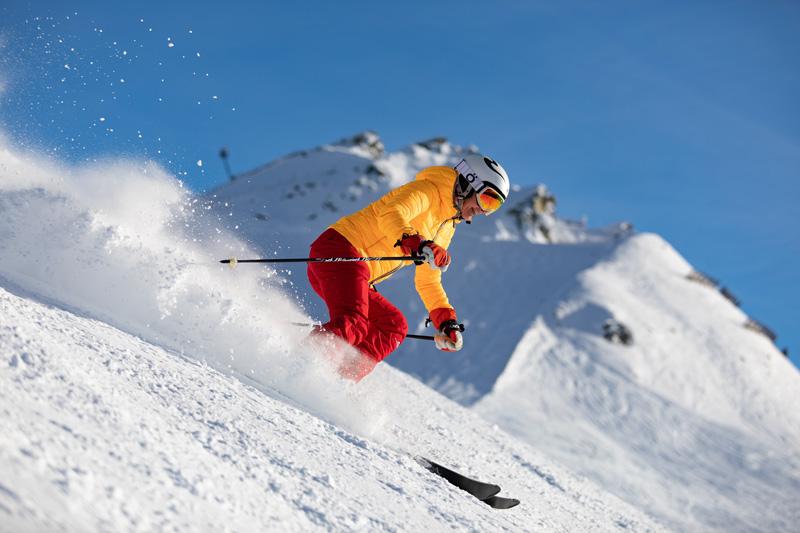 Ski Canting (Skischuhanpassung)